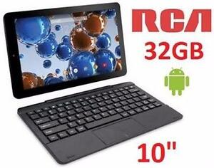 "REFURB RCA 10"" ANDROID 32GB TABLET   COMPUTER PC - ELECTRONICS LATPOP 97481835"