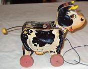 Fisher Price Moo Cow