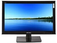 Excellent Hanns g Hk241 24 inch Widescreen 1080p HDMI Monitor, speakers, + power cable