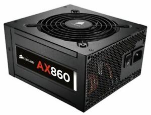 Corsair AX760 ATX Power Supply — 760 Watt 80+ PLATINUM