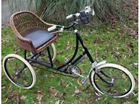 Vintage Tricycle to collect free
