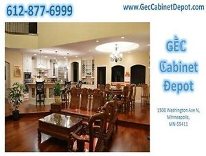 GEC CABINET DEPOT~~Kitchen Cabinets at Discounted Price Québec City Québec image 4