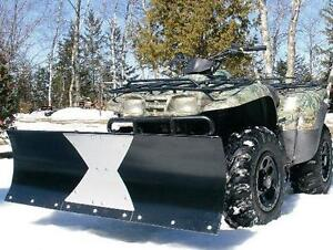 Koplin X factor atv plow