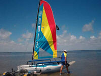 "Fun, Family Sailing - Hobie ""WAVE"""