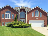 Executive Home for Lease in Southwood Lakes, Immed. Possession