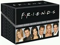 Friends dvd box set complete 10 seasons and extras