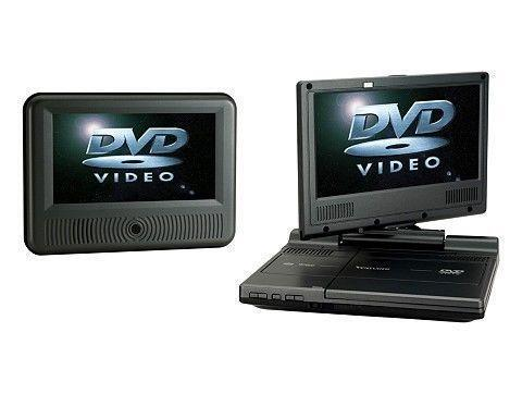 venturer portable dvd player ebay. Black Bedroom Furniture Sets. Home Design Ideas