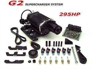 PES G2 SUPERCHARGER SYSTEM (1998-2001)