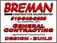 Construction Framer/labours