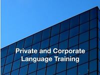 French, Spanish, English (ESOL), German and Italian - Private lessons and in-company training