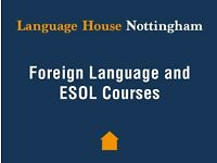 IELTS Courses in Nottingham - First Lesson Free