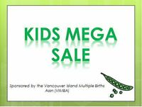 Kids Mega Sale - Saturday October 10, 2015