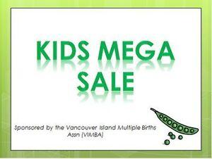 Kids Mega Sale - June 4th, 2016