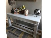 SOLD Hall Table / console table