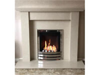 Fire place Gas heater