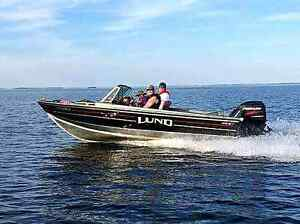 Used 2005 Lund Boat Co tyee