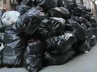 Do you need Garbage pick up for your Event?