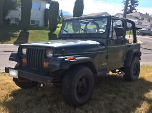 1994 Jeep Other YJ Convertible