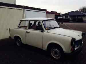 Trabant 601 *Car from East Germany GDR History*