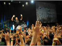 Tony Robbins Life Mastery transforming event Course Ticket