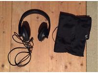 Goji Tinchy Stryder ON CLOUD 9 OVER-EAR Headphones - Dark Black