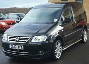 VW Caddy Sportline