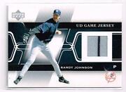 Randy Johnson Jersey