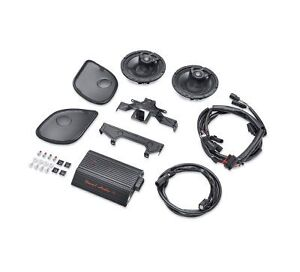 Stage 1 Amp and Speaker Kit for 2015-newer Road Glide®
