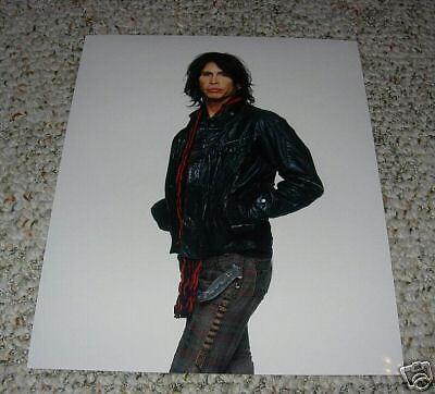 Steven Tyler Aerosmith Promo 8x10 Photo #2 Sexy Cool