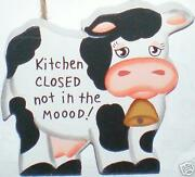 Cow Kitchen