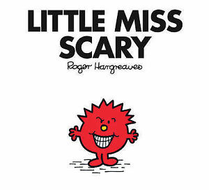 LITTLE-MISS-SCARY-Vol-31-Mr-Men-Story-Book-Little-Miss-Story-Book-NEW