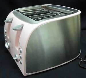 Brand New (NRB) Mary Kay 4-Slice Pink Toaster