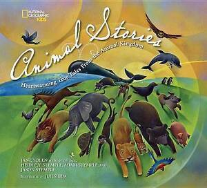 National Geographic Collection of Animal Stories (National Geographic Kids), Nat