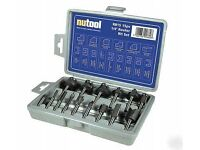 nutool router bits brand new 15 bits