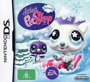 Littlest Pet Shop Winter DS Game