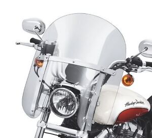 QUICK-RELEASE COMPACT WINDSHIELD SPORTSTER
