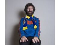 FRONT ROW David O'Doherty Tickets Hackney Empire London 2/11/18