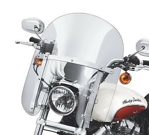 Sportster quick detach windshield, now $100