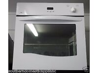 GAS SINGLE BUILT-IN OVEN+FREE BH ONLY POSTCODES DELIVERY+FREE 3MTH GUARANTEE