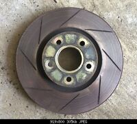 Volvo C30, S40, V50, C70 (P1)Brembo slotted front rotors (x2)