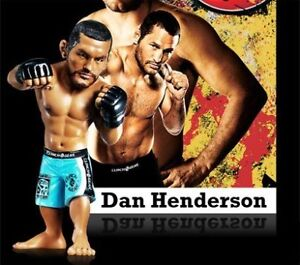 BRAND NEW - UFC World of MMA - Dan Henderson Collectible for $10