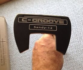 Looking for a Yes Sandy putter.