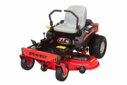 """Gravely ZT 42"""" & 50"""" ZERO turn Ride on lawn mower, Quality Built Eden Hill Bassendean Area Preview"""
