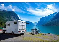 WANTED FOR RENT MOTORHOME - september UK trip