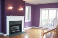 Dependable and affordable painting service
