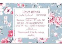 Chica Bonita pamper beauty treatment offer !
