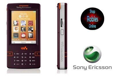 Sony Ericsson W950i Purple (Ohne Simlock) 3G 3Band Walkman Radio SEHR GUT OVP Sony Ericsson Symbian