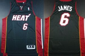 Finals edition Lebron jersey