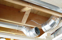 Oakville HVAC Installations, Duct worker looking for side work.