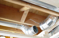 Peterborough HVAC Installations, Licensed Duct worker